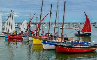 bateaux à Lesconil