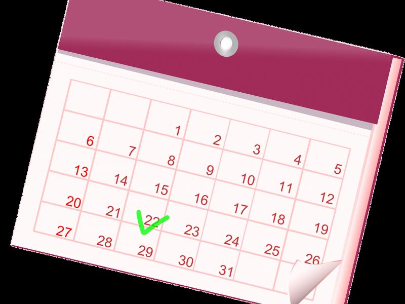 Loctudy calendrier des disponibilités