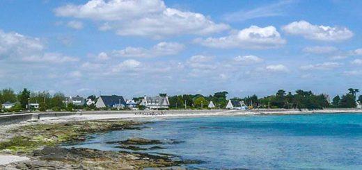 Loctudy plage de Langoz