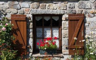 fenêtre à Locronan