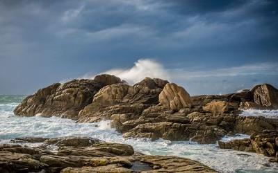rochers Saint Guénolé