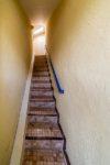 location loctudy aménagement de la location - escalier entrée