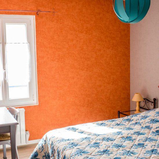 location-loctudy.net - chambre lit