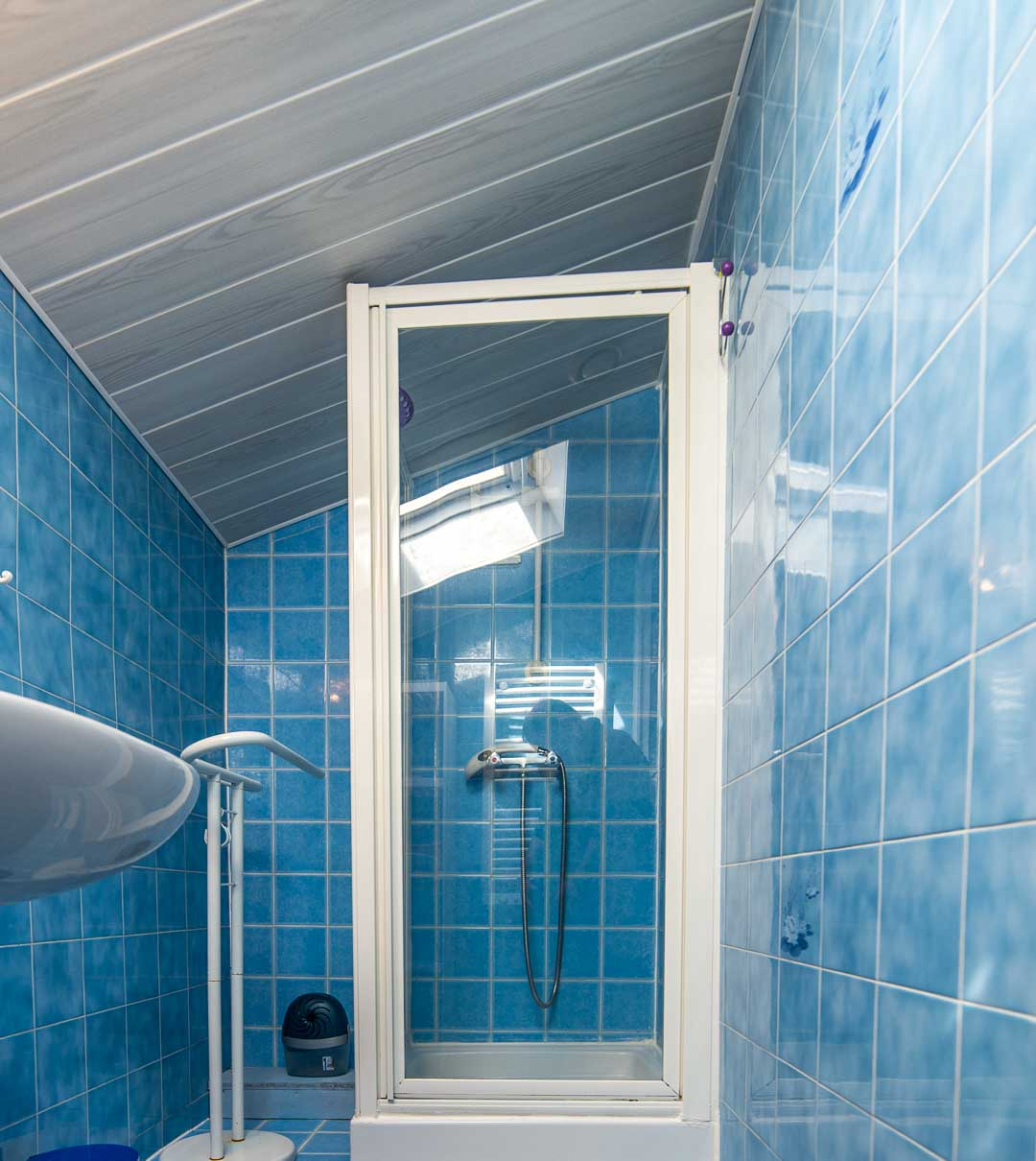 loctudy - salle de bain douche - location loctudy - bord de mer