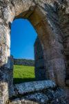 Chapelle de Languidou ouverture face Est