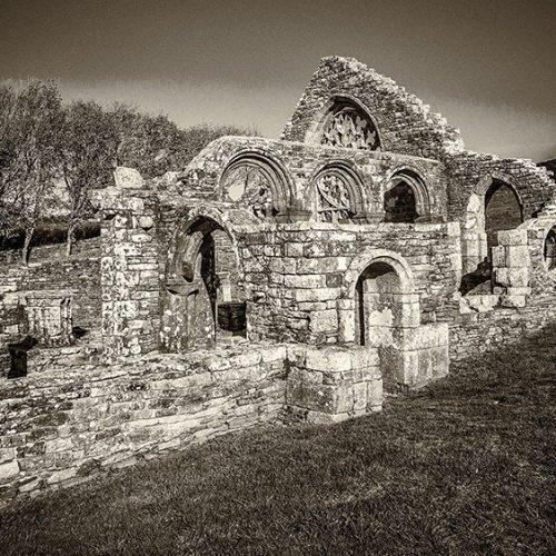 Chapelle de Languidou vue d'ensemble